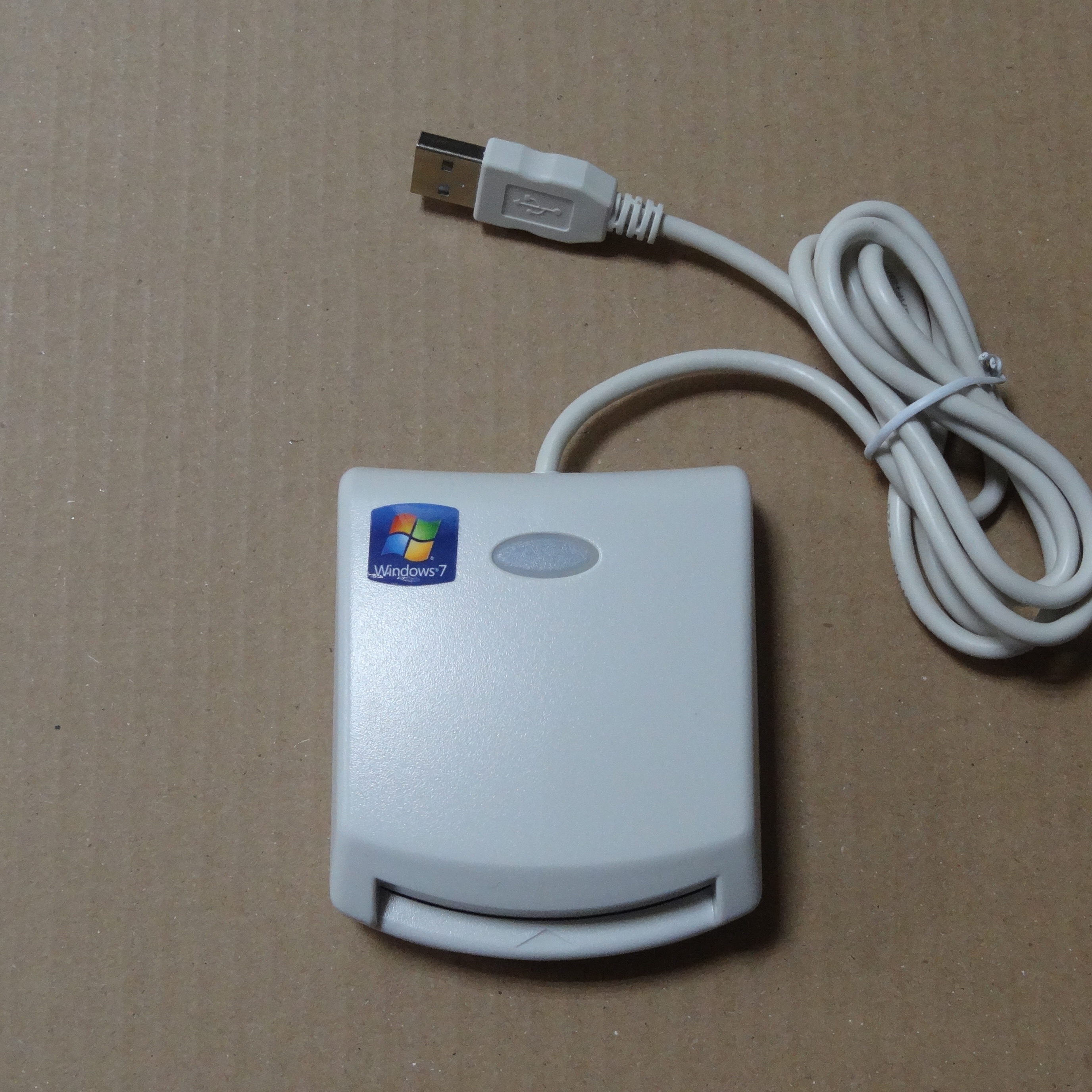 EZ100PU USB IC card reader