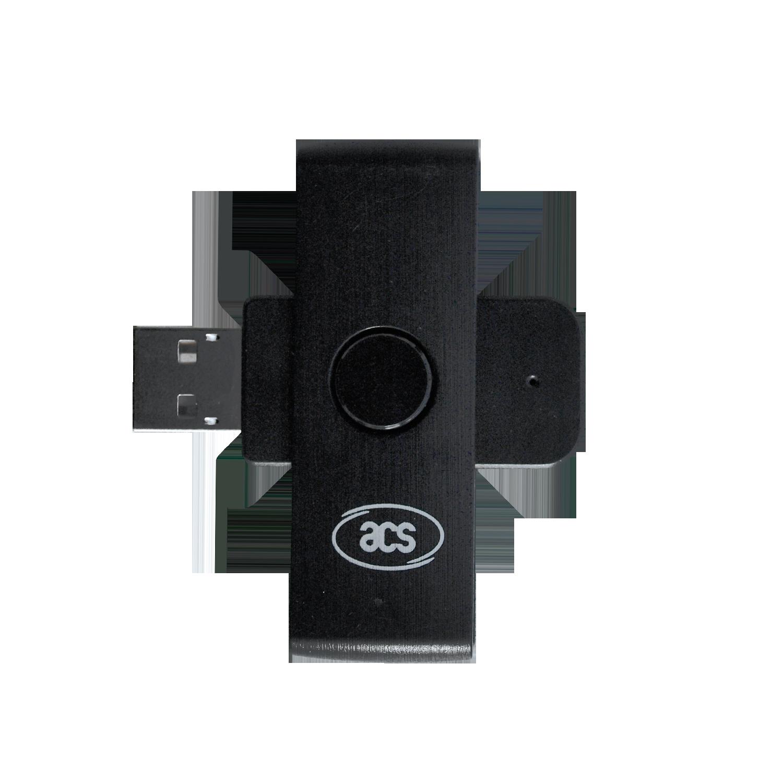 Acr38u N1 Usb Ic Card Reader Supports Cac And Piv2 Cards Futako